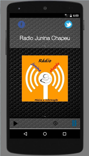 Radio Junina Chapeu