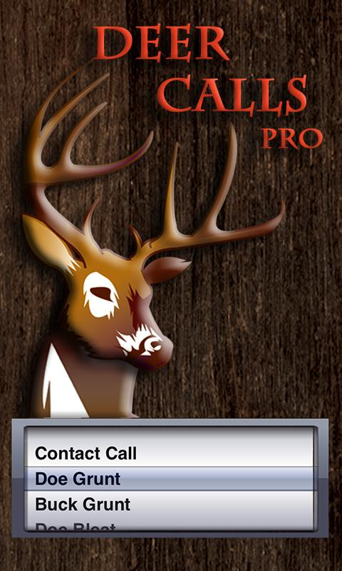 Deer Calls Pro - screenshot