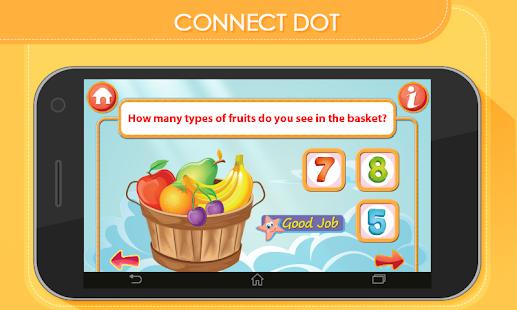 Kids Math Count Numbers Game - screenshot thumbnail