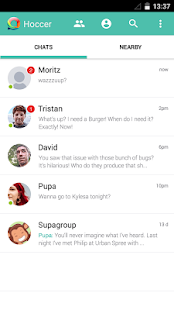 Hoccer – the secure Messenger - screenshot thumbnail