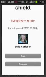 PFO Shield Personal Safety Screenshot 4