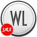 White Leather Icon Pack Theme APK Cracked Download