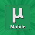 µMobile : Remote for µTorrent logo
