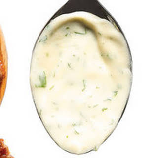 Cream Sauce.