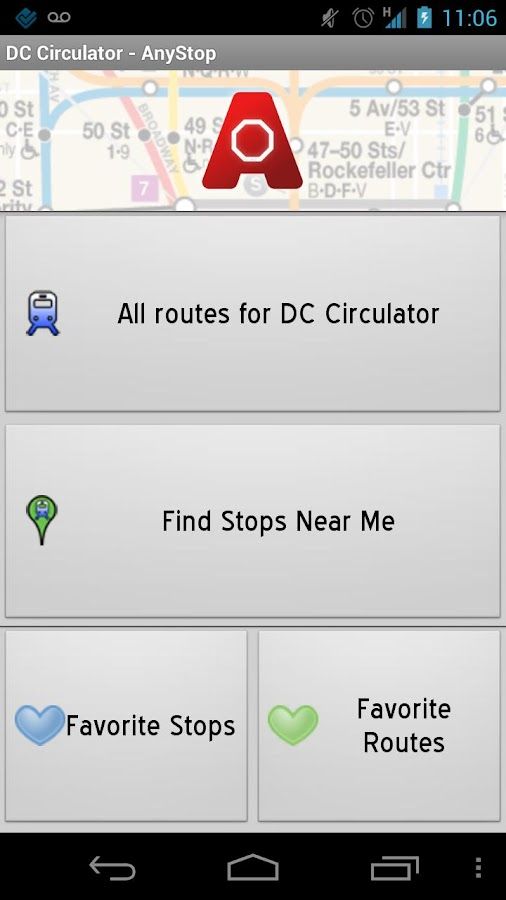 Cape Cod CCRTA: AnyStop - screenshot