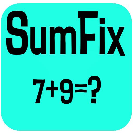 SumFix LOGO-APP點子