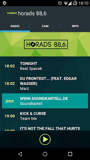 HORADS 88 6