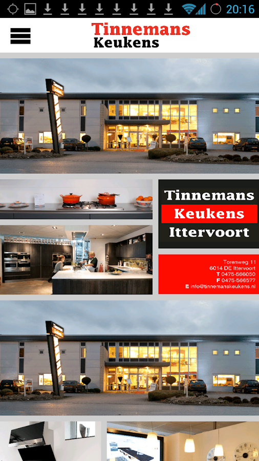 Tinnemans Keukens- screenshot