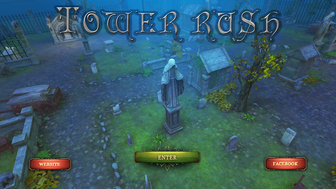 Tower Rush Lite - screenshot