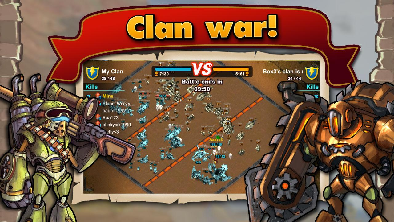 Clash of Heroes - screenshot