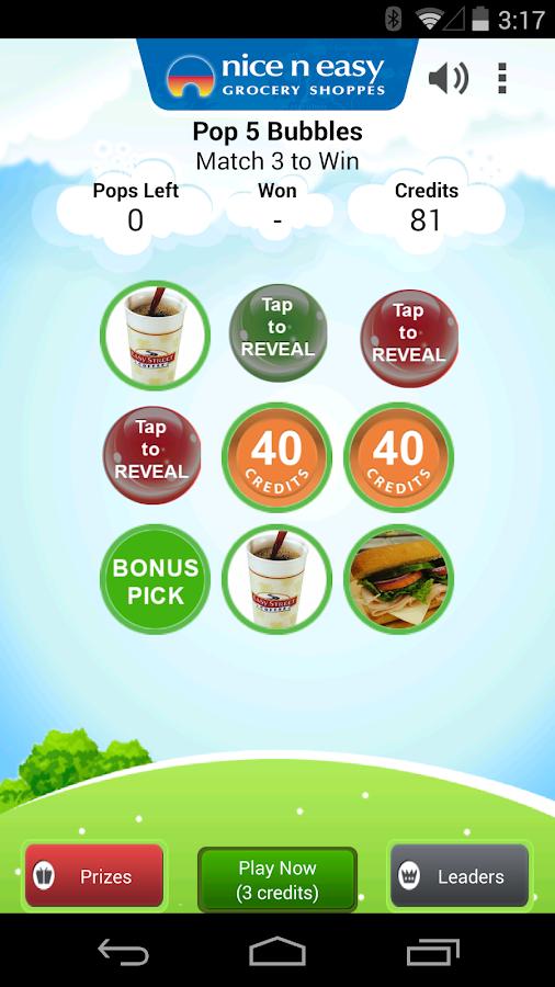 Nice N Easy Deals App - screenshot