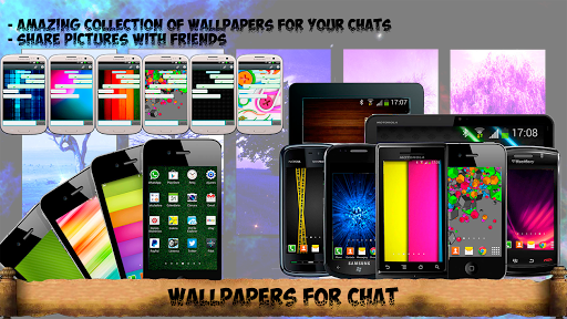 Wallpapers for Chat