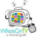 WhatsOnTV -a channel guide icon