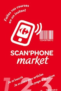 Scan'Phone market screenshot 0