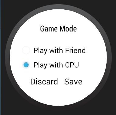Tic Tac Wear - screenshot
