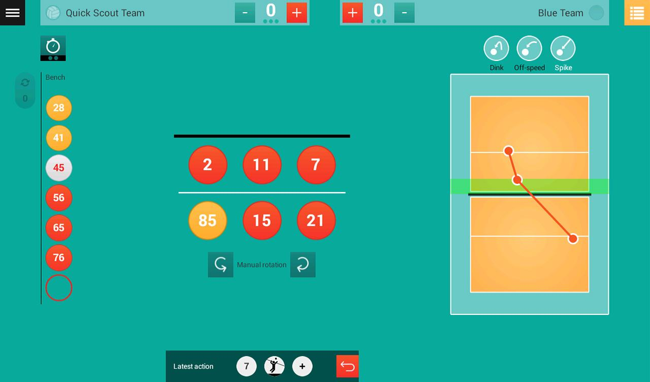 Quick Scout Volley - Android Apps on Google Play