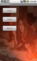 Screenshot of Pulp Fiction Trivia
