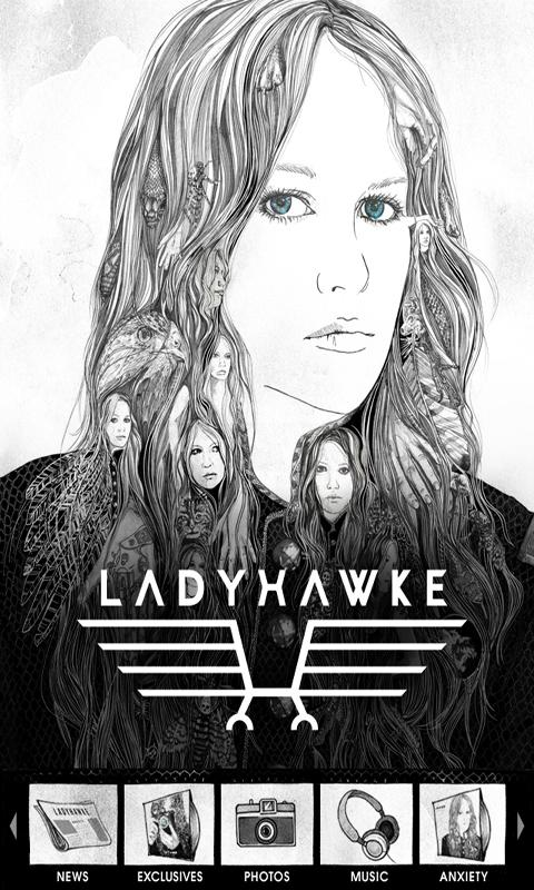 Ladyhawke - screenshot