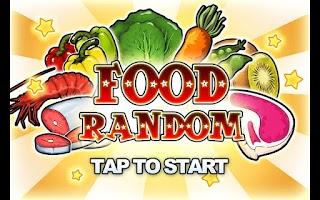 Screenshot of Food Random