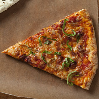 Spicy Margherita Pizza