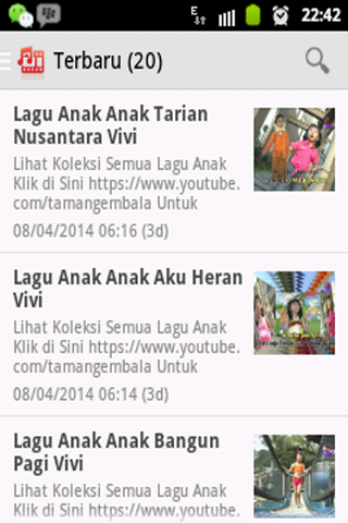 Download Lagu Karaoke Indonesia