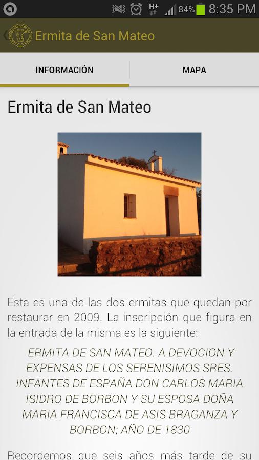 Ermitas de Córdoba- screenshot