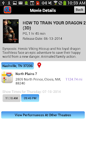 Allen Theatres- screenshot thumbnail