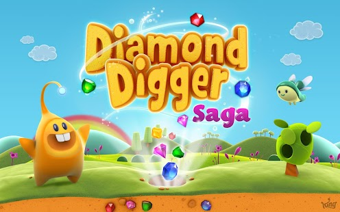 Diamond Digger Saga- miniatura screenshot