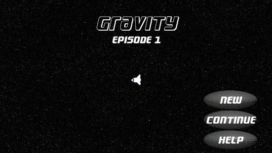 Gravity Episode 1- screenshot thumbnail
