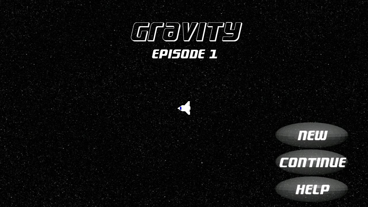 Gravity - screenshot