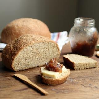 Whole Wheat Mountain Bread #TwelveLoaves