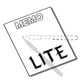 Invisible Pen Memo Note Lite