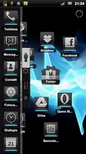 Custom Pack HD TSF Shell Theme - screenshot thumbnail