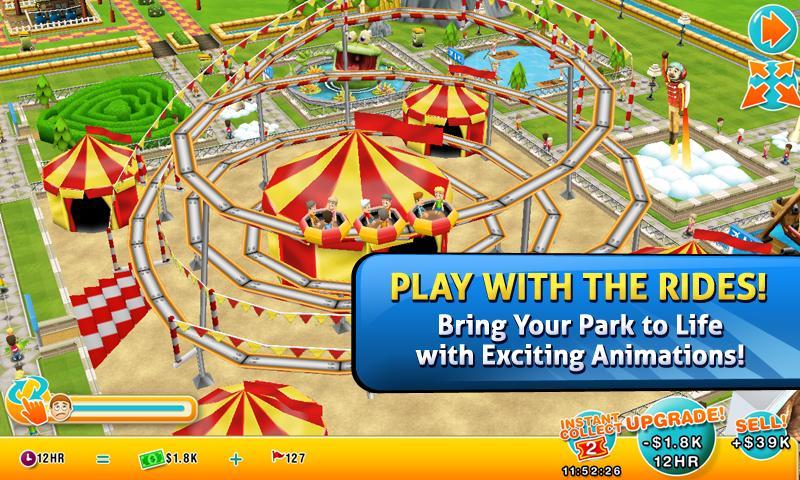 Theme Park - Revenue & Download estimates - Google Play
