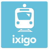 ixigo indian rail trains irctc