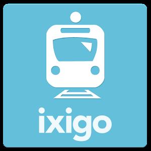 ixigo indian rail & trains
