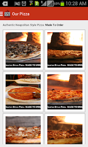 1000Degress Pizzeria screenshot 3