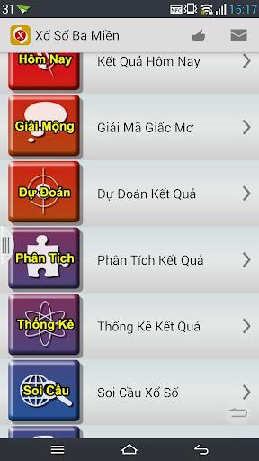 Xo So 3 Mien - Ket Qua Nhanh