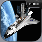 Space Simulator Planet Flight