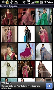 Ethnic Indian Fashion screenshot 5