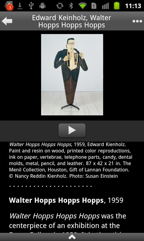 The Getty: Art in L.A. - screenshot