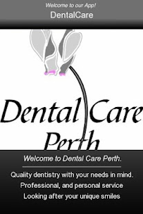 Dental Care Perth- screenshot thumbnail