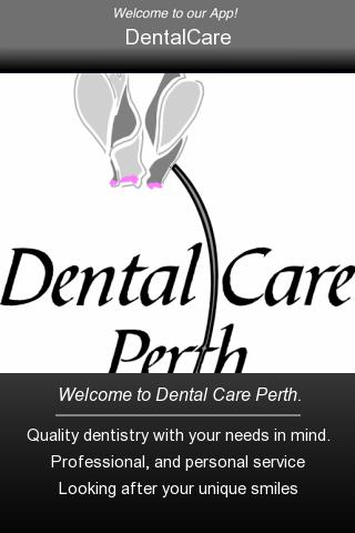 Dental Care Perth- screenshot