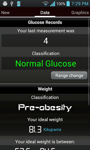Register Glucose Pro