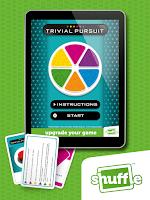 Screenshot of TRIVIALPURSUITCards by Shuffle
