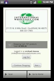 玩免費商業APP|下載International Wholesale App app不用錢|硬是要APP