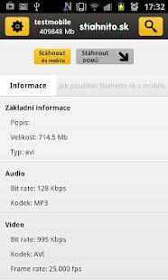 Stiahnito.sk - screenshot thumbnail