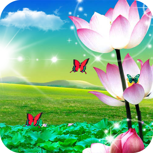 Lotus Live Wallpaper Android APK Download Free By Orchid