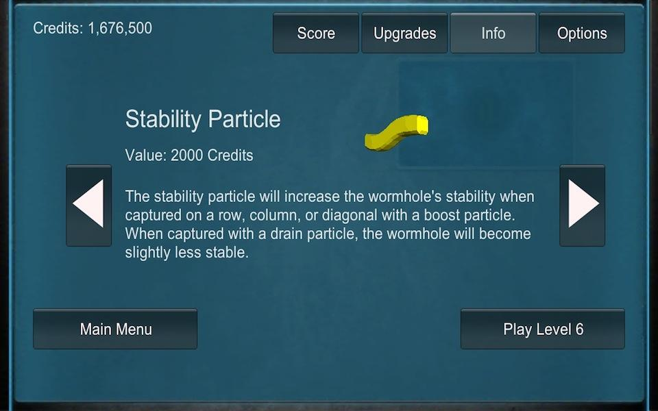 Particle Strain- screenshot