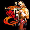 Shawn Michaels Live Wallpaper logo